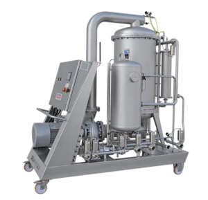 crossflow filtration della toffola